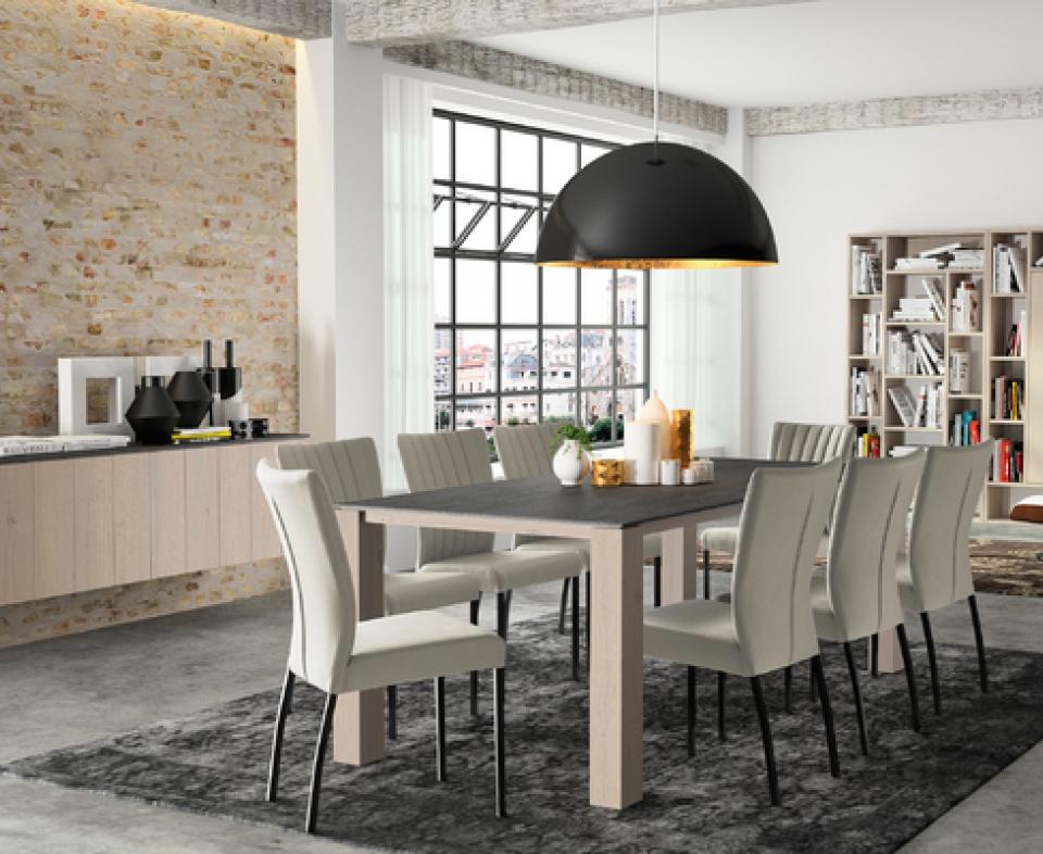comment réussir l'aménagement de la salle à manger?