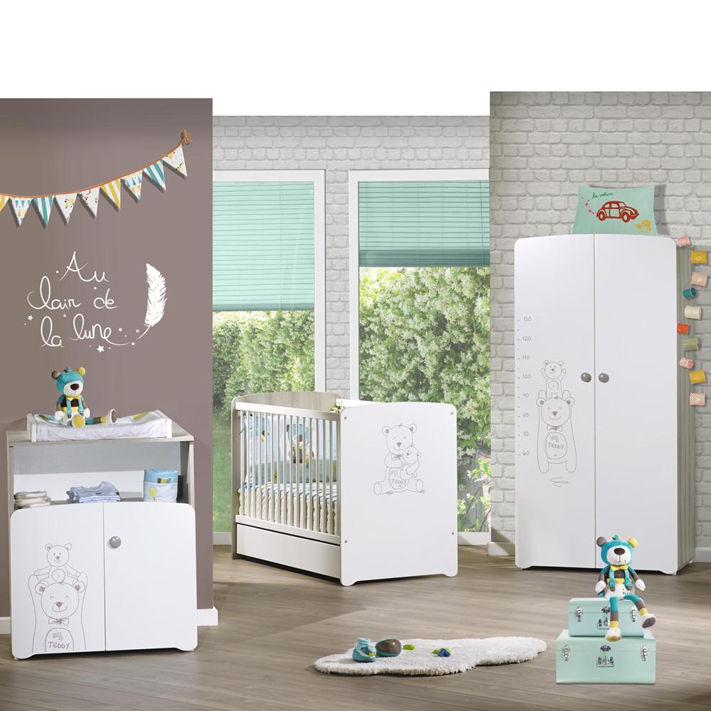 Quelle décoration pour une chambre de petit garçon ?
