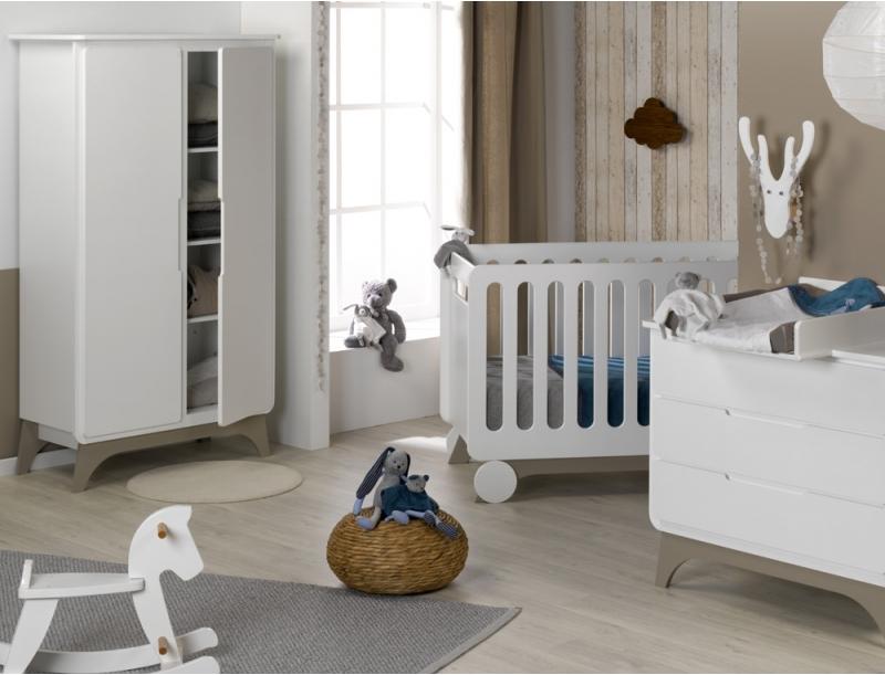 Aménagement chambre bébé: choix raisonnés pour l'amour de votre bout de chou