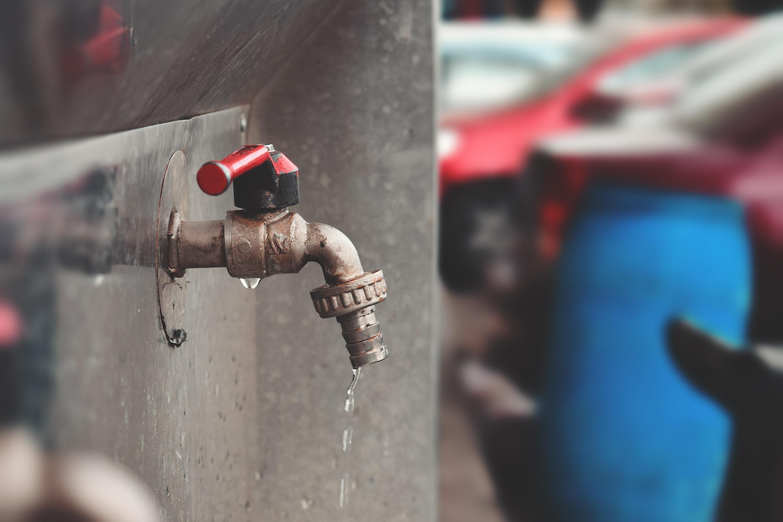 Causes communes des fuites des canalisations
