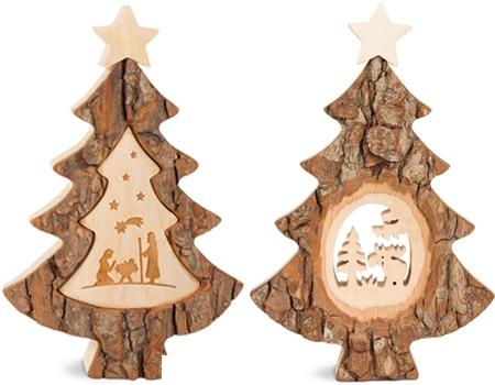 Comment bien décorer un sapin de Noël en bois?