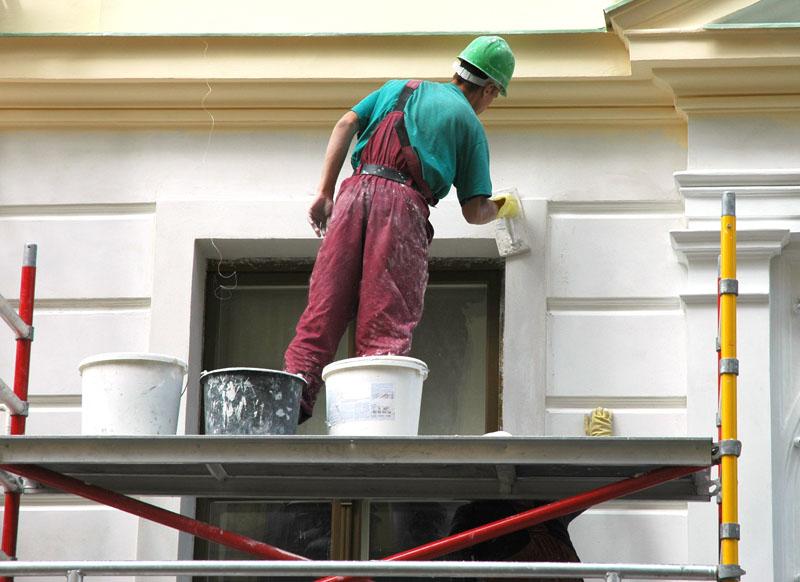Comment peindre votre façade ?